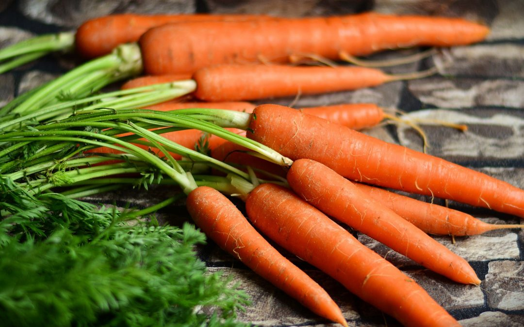 DAILY RAW CARROT INTAKE CAN HELP WITH DETOX & HORMONE BALANCE