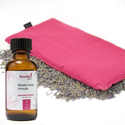 Bountiful Bird Blissful Sleep Essential Oil and Herbal Eye pack