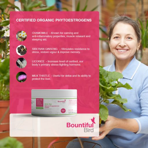 Bountiful Bird Phto Plus Natural Progesterone Cream
