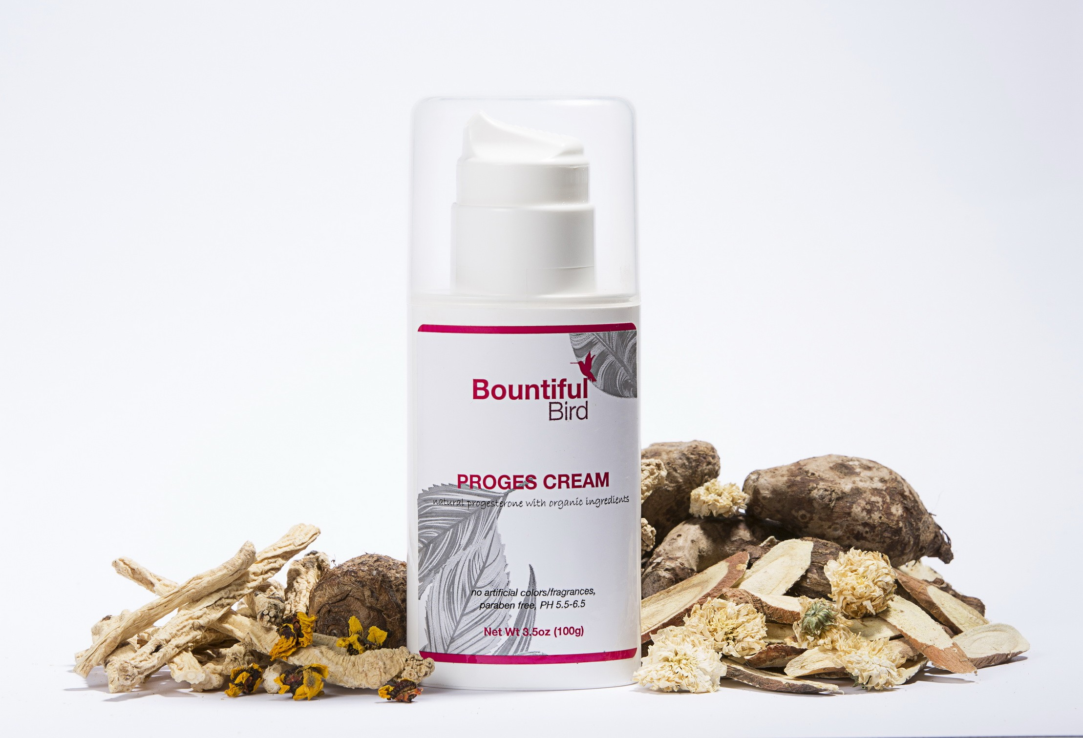 Bountiful Bird Natural Progesterone Cream