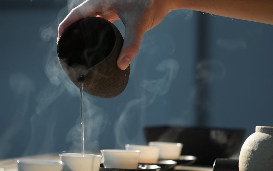The Art of the Tea Ceremony and Mindfulness
