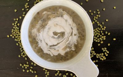 Cool down this summer with traditional Sweet Mung Bean soup